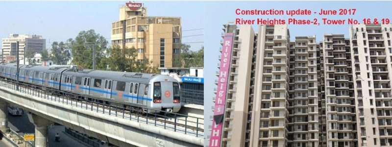 Impact of Metro in Rajnagar Extension Property Market