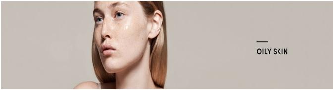 solution for oily skin