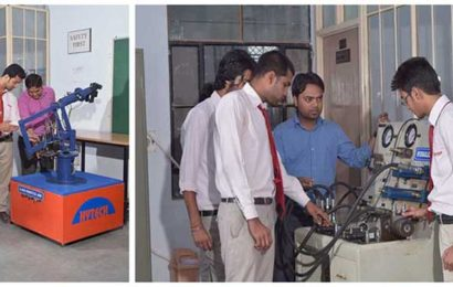 Admission in the Top Mechanical Engineering Colleges in Jaipur