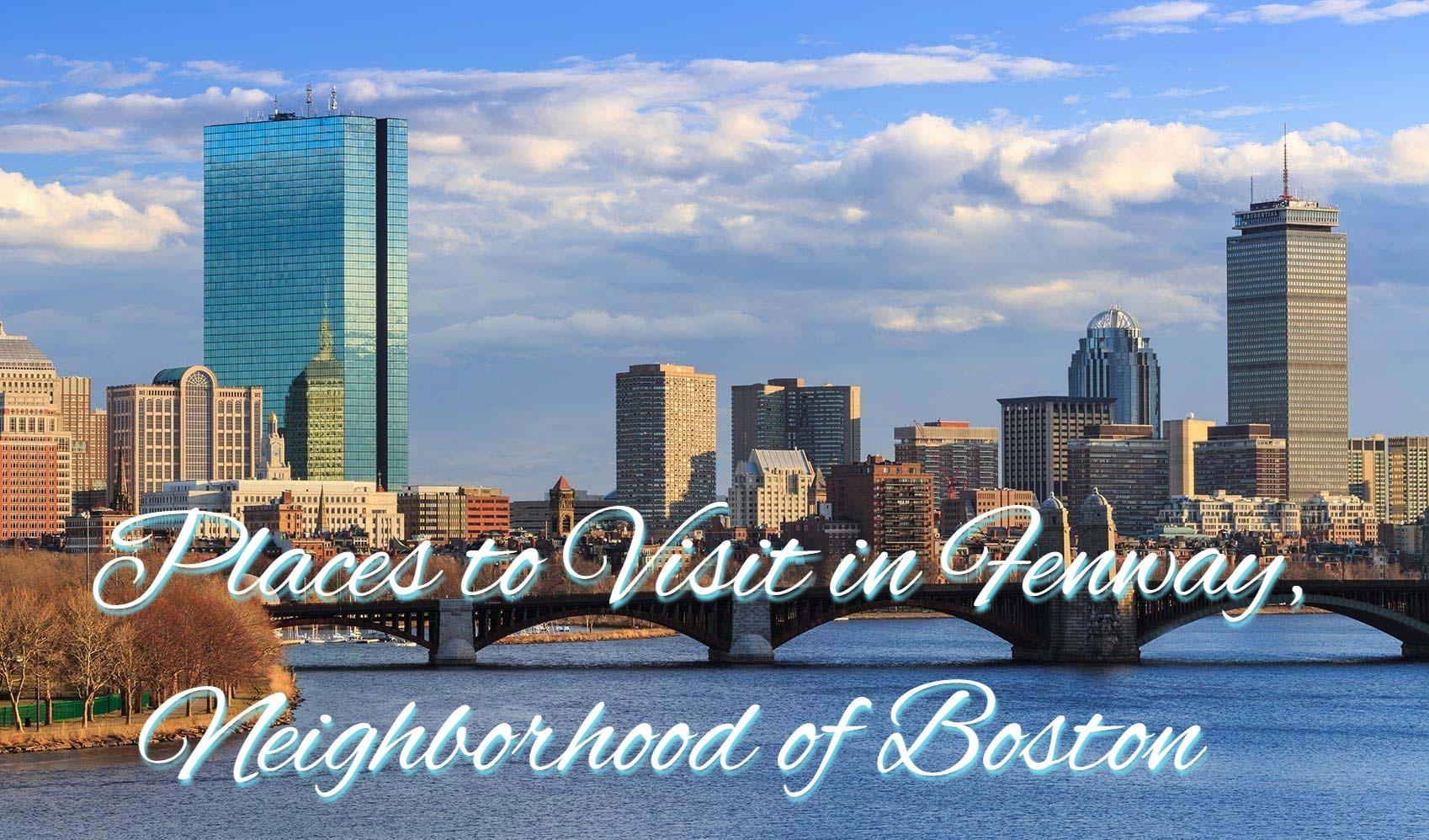 visit Neighborhood of Boston