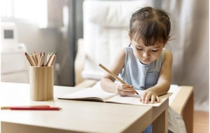 5 tips to train children who like to read … even on holidays