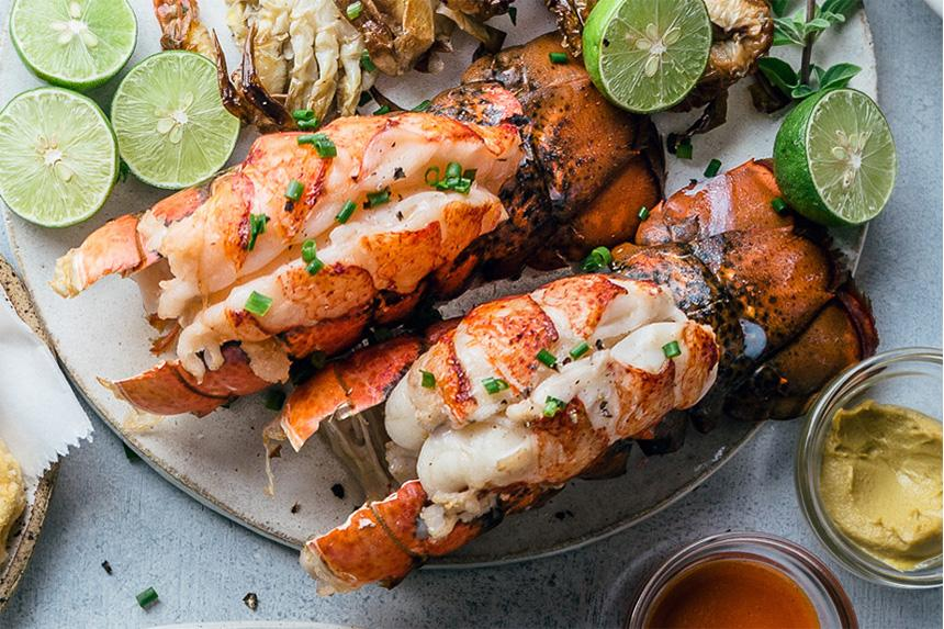 5 Health Benefits of Eating Cold Water Lobster Tails