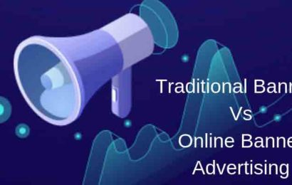 Traditional Banners Vs Online Banner Advertising