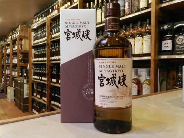 Miyagikyo Whiskey